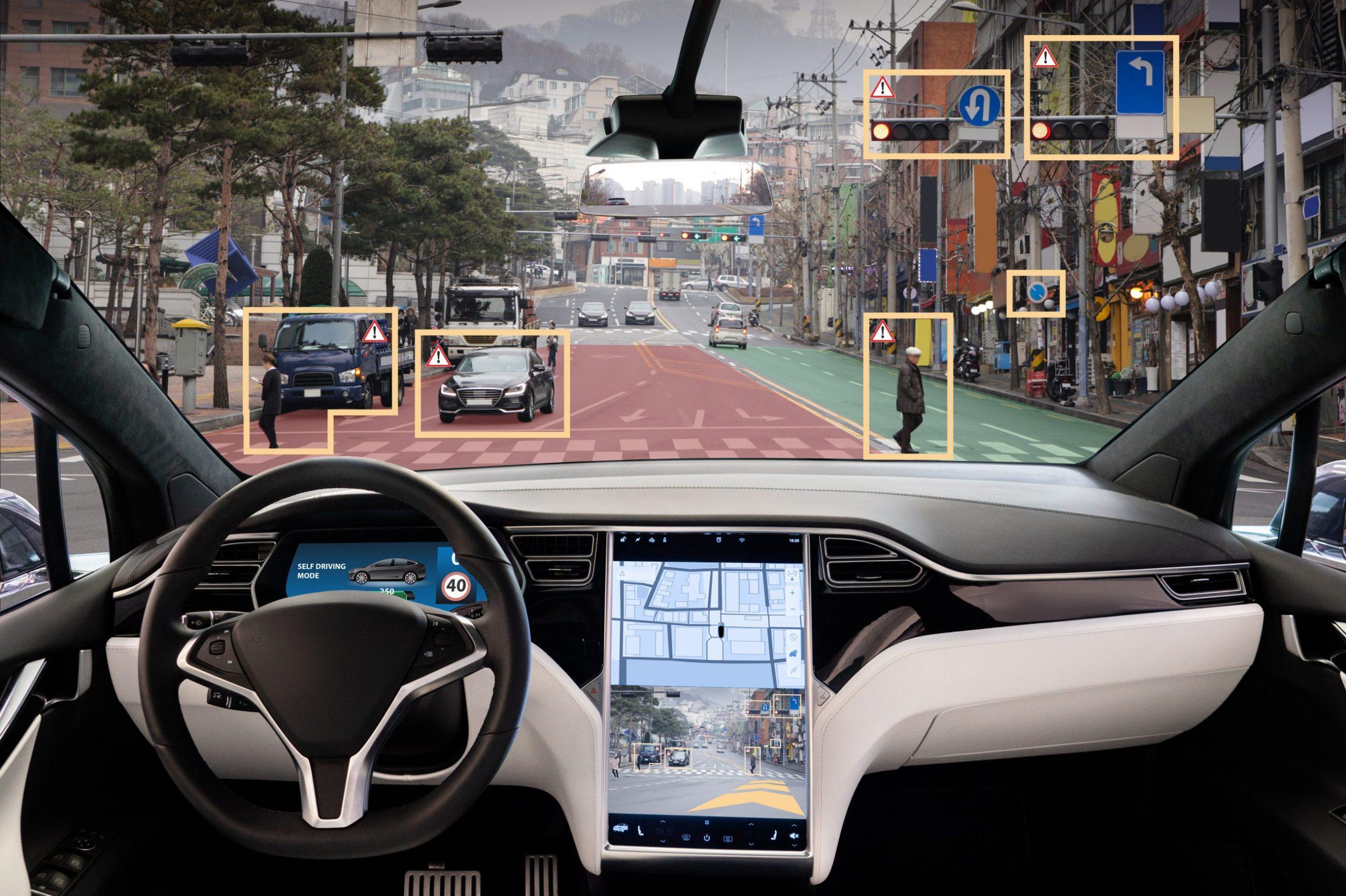 רכב אוטונומי