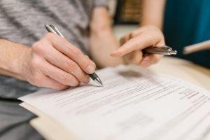 חתימה על פטור ממס רכישה