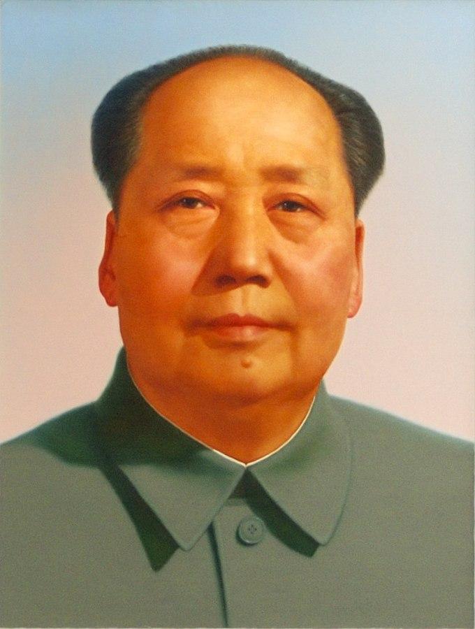 מאו דזה-דונג, מייסד הרפובליקה העממית של סין