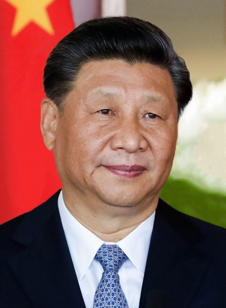 שי ג'ינפינג, השליט העליון הנוכחי של סין
