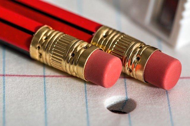 כתיבה בעפרון